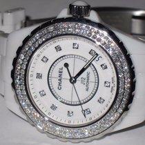 Chanel J12 Ceramic Automatic Diamonds