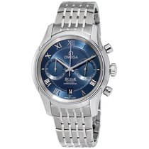 Omega De Ville Co Axial Chronometer Men's Watch OM...