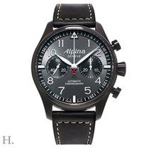 "Alpina Startimer Pilot Chronograph ""Blackstar"""