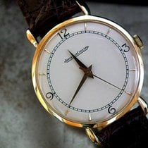 Jaeger-LeCoultre Stunning 1950s Oversize Solid 18ct Gold ...