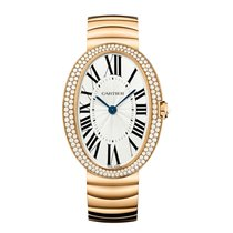 Cartier Baignoire Manual Mid-Size Watch Ref WB520003