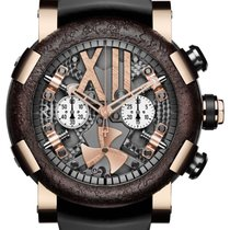 Romain Jerome STEAMPUNK RED CHRONO