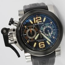 Graham Chronofighter Oversize Limited Edition 300 Pieces 20VAV
