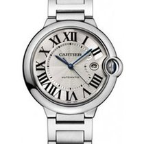 Cartier 69012z4 Ballon Bleu Large 42mm Automatic in Steel -...