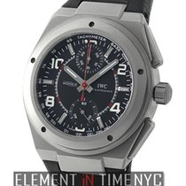 IWC Ingenieur Collection Ingenieur Chronograph AMG Titanium...