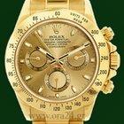 Ρολεξ (Rolex) Daytona Cosmograph 116528 Yellow Gold Box&Pa...