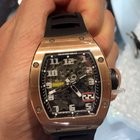 Richard Mille [NEW] RM 029 Rose Gold RM 29 Automatic (Retail:H...