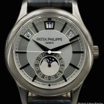 Patek Philippe Ref# 5205G-001, Chronograph Two-tone dial