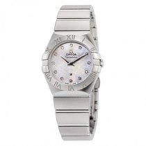 Omega Ladies 12310276055004 Constellation Watch