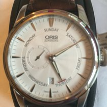 Oris Artelier Small Second Pointer Day Date