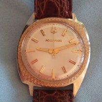 Bulova vintage 214 Accutron Asymmetric M6 14k Gold