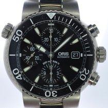 Oris Mans Automatic Wristwatch Divers Chronograph ProDiver...