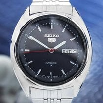 Seiko 5 Automatic Day Date Mens Pristine Made In Japan Watch...