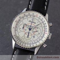 Breitling Navitimer Montbrillant Chronograph Automatik Stahl...