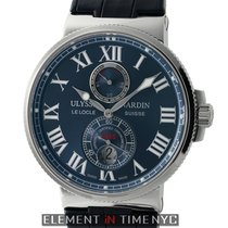 Ulysse Nardin Marine Collection Chronometer Stainless Steel...