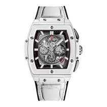Hublot Spirit of Big Bang  44mm Automatic Ceramic Mens Watch...