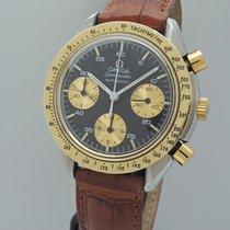 Omega Speedmaster Chronograph -Stahl/ Gold 175.0033