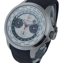 Girard Perregaux World Time Chronograph Traveller Mens...
