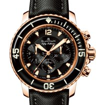 Blancpain Fifty Fathoms Flyback-Chronograph