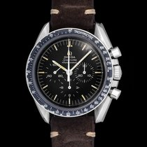 Omega Speedmaster 145.022-69 With Leather Strap