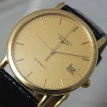 Longines ELEGANT COLLECTION GENT AUTOMATIC GOLD 18 K