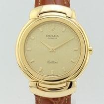 Rolex Cellini Quartz Gold 6622