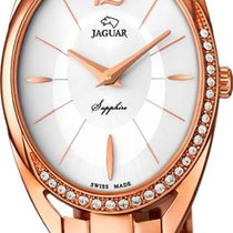 Jaguar Cosmopolitan J835/1 Damenarmbanduhr Swiss Made