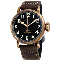 Zenith Pilot Montre D'aeronef Type 20 Automatic Men's...