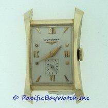 Longines Vintage 14k Gold Pre-owned