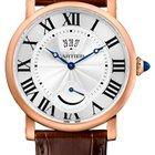 Cartier Rotonde de Cartier Calendar Power Reserve Mens Watch