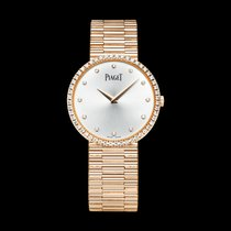 Piaget [NEW] Traditional Silvered Dial Ladies Watch