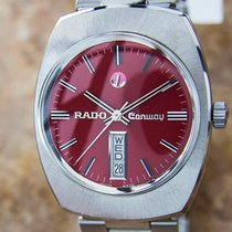 Rado Conway Rare Automatic Day Date Swiss Made Watch For Men...