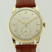제니트 (Zenith) Vintage Chronometer 18K Gold 420143