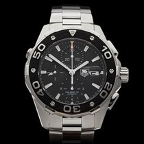 TAG Heuer Aquaracer Chronograph Stainless Steel Gents CAJ.2110...