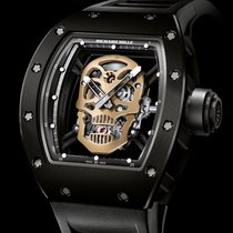Richard Mille NEW Skull Tourbillon RM 52-01 Limited Edition