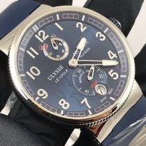 Ulysse Nardin Marine Chronometer Manufacture Monaco