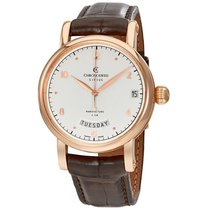 Chronoswiss Day Date Beige Dial Automatic Men's Watch