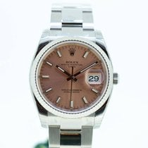 Rolex Oyster Perpetual Date Pink  TEW