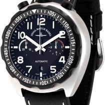 Zeno-Watch Basel ZENO Bullhead Chronograph Automatik Neu