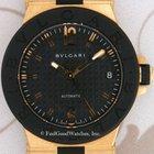 Bulgari - DG35GV Diagono, Yellow Gold