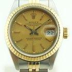 Rolex DateJust 18k Yellow Gold/ Steel 69173