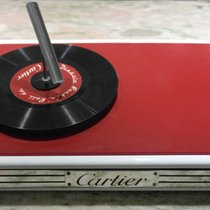 Cartier rare vintage display diabolo rock n' roll for pens...