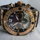 Paul Picot Le Plongeur C-Type Chrono 48mm titan rot Gold