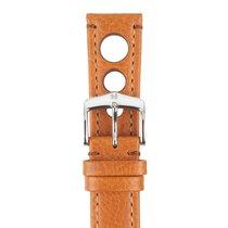 Hirsch Uhrenarmband Rally Artisan goldbraun L 05102070-2-20 20mm
