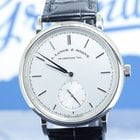 A. Lange & Söhne Saxonia Automatic White Gold