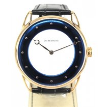 De Bethune DB25 White Night 18K Rose Gold