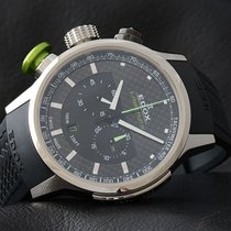 Edox Chronorally X-TREME PILOT III Limited Edition limited
