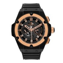 Hublot King Power Unico 48mm Ceramic & Rose Gold UNWORN