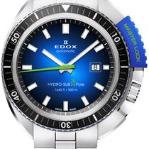 Edox .. Edox Hydro-Sub 50th Anniversary Ltd. Edition NEW FULL SET