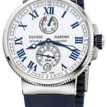 Ulysse Nardin Marine Chronometer Manufacture 1183-126-3.40